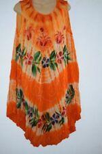 Rayon Floral Dresses Tunic/Smock Dress