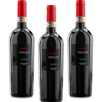 VINO ROSSO TAURASI RISERVA DOCG  3 bottiglie