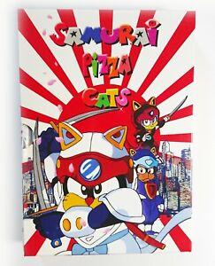 Samurai pizza cats DVD box set limited edition