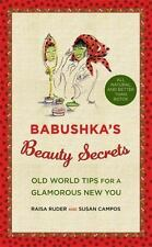 Babushka's Beauty Secrets: Old World Tips for a Glamorous New You-ExLibrary