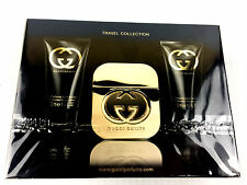 GUCCI GUILTY By GUCCI Perfume For WOMEN 3PC GIFT SET 1.6 + LOTION + SH/G SEALED