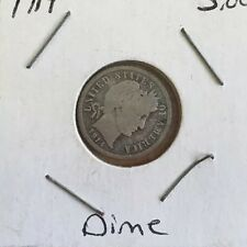 US Coin 1914 - D Barber Dime