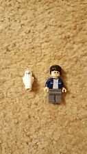Lego Harry Potter Trolly 30110 Harry Potter and Hedwig Minifigures