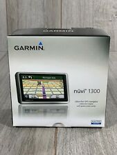 New ListingGarmin Nuvi 1300 Gps Navigation System Map Gps Unit Complete accessories