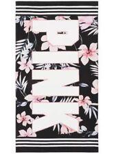 Victoria's Secret Pink Floral Beach Towel,New