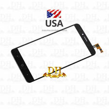 """USA Black For ZTE Blade X Max Z983 6.0"""" New Touch Screen Digitizer Replacement"""
