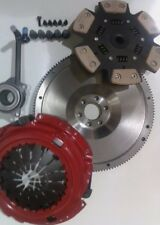 SEAT ALTEA & XL 2.0 TDI 2.0TDI 16V & 4X4 FLYWHEEL, 6 PADDLE H'DUTY CLUTCH, CSC