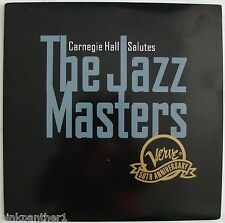 Carnegie Hall Salutes The JAZZ MASTERS  20 Artists Songs Music Laserdisc Edition