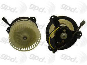 New Blower Motor Global Parts Distributors 2311591