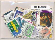 Irlanda    US  Paquete  200 sellos diferentes
