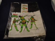 Rare Retro Teenage Mutant Ninja Turtles Black Swimsuit 1990 Mirage TMNT NEW Sz 6