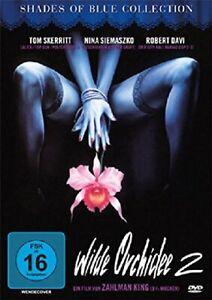 Wilde Orchidee 2 DVD neu&ovp. Kult Erotik FSK 16 Shades of blue Collection