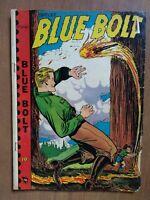 Blue Bolt comic Vol.10 #2 1949