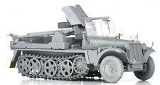 1/35 German Sd.Kfz.10 w/3,7cm PaK - CyberHobby White Box / Dragon #6709