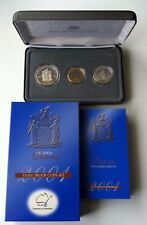 2001 CENTENARY OF FEDERATION VICTORIA STATE PROOF 3 COIN SET