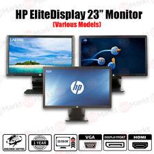 "HP Compaq EliteDisplay Monitor FHD 23"" inch mixed models LA2306x E231 E232  Z23i"