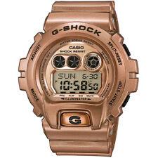 Casio G-Shock, GD-X6900GD-9ER, Bronze/Gold, World Time, Stopwatch/Timer, Alarm