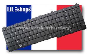Clavier Français Original Toshiba Satellite C670-166 C670-111 C670-11D NEUF