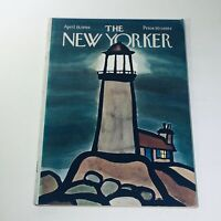 The New Yorker: April 19 1969 Donald Reilly Lighthouse Full Magazine