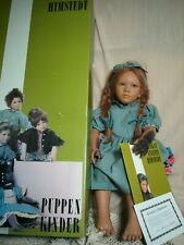"Vintage 1988 Annette Himstedt Adrienne Doll in Original Box 26"" tall"