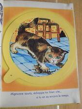 LIVRE ANIME La ferme Joyeuse Images d'OKEY Bias chien chat grenouille chèvre