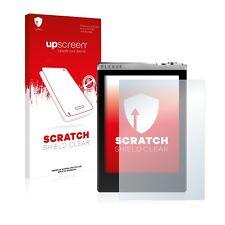 upscreen Scratch Display Schutzfolie für Cowon Plenue D Kratzfest