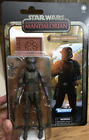 """Star Wars Black Series 6"""" Credit Collection Death Trooper Mandalorian Sealed New"""