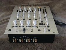 Vestax PMC-50a Four Channel DJ Mixer with Rotary Option Faders