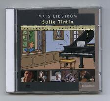 Mats Lidstrom - CD Album 22 Titres - Suite Tintin - Neuf sous blister (Kuifje)