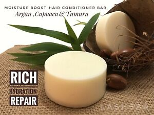 Solid conditioner bar for Dry brittle hair -Heat damage -Dry scalp-Beard