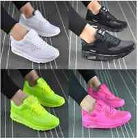 Herren Damen Mode Sportschuhe Turnschuhe Sneaker Schnür Laufschuhe Freizeit
