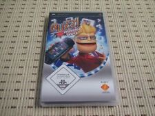 Buzz Master Quiz für Sony PSP *OVP*