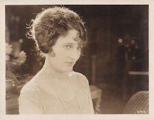 CARMEL MYERS Vintage 1923 THE FAMOUS MRS. FAIR Metro DBW Silent Portrait Photo