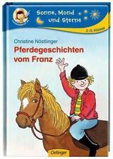 Pferdegeschichten vom Franz von Christine Nöstlinger - 2./3. Klasse