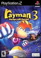 BRAND NEW SEALED PS2 -- Rayman 3: Hoodlum Havoc (Sony PlayStation 2, 2003)