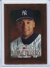 1997 Donruss Preferred Card Derek Jeter New York Yankees Near Mint # 184