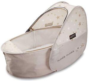 Koo-di SUN & SLEEP POP-UP TRAVEL BASSINET COT Baby/Child Sleeping Accessory BN