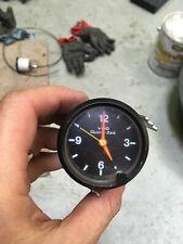 Volkswagen VW Audi MK1 VDO OE Analog Clock 52mm Tested 321919203B