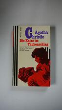 Agatha Christie - Die Katze im Taubenschlag - Scherz Verlag 1973 - (K29)