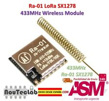 Ra-01 LoRa SX1278 433MHz Wireless Spread Spectrum Transmission Module Ra01
