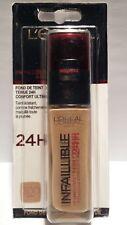 Fond De Teint Infaillible 24H 300 Ambre L'Oréal