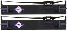 2x Kompatibles Farbband f. Epson DFX5000 DFX8000 einsetzbar anstelle S015055