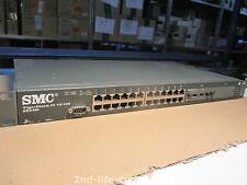 SMC 6624M TigerStack Network 10/100 Switch 24x Fast Ethernet 1X SMC6824S