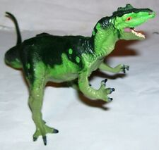 "9"" 9 inch Safari Ltd toy hard plastic prehistoric dinosaur Allosaurus"