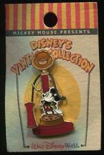 WDW Vintage Collection #8 Mickey Retro Telephone Disney Pin 31277