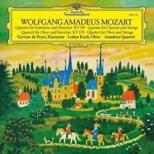 Mozart / De Peyer / - Clarinet Quintet Oboe Quartet [New Vinyl LP]