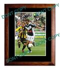 HARRY KEWELL MELBOURNE VICTORY A LEAGUE STAR A3 PHOTO 2