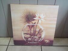 Bild - Druck - Blumen - Stillleben - modern - Dekoration