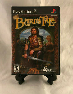 Bard's Tale (Sony PlayStation 2, PS2 2004) Tested - Missing Manual