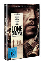 Lone Survivor [DVD], Very Good DVD, Emile Hirsch, Taylor Kitsch, Ben Foster, Eri